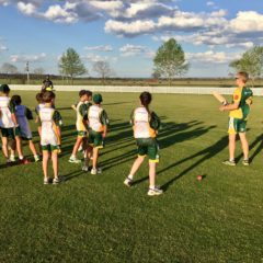 Hawkesbury Cricket Club Launch's Youth Cricket Academy