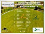 Poidevin-Gray Shield Round 1 Opener T20 V Western Suburbs
